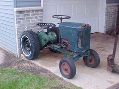 Requisites Of The Home Vegetable Garden – Info For Your Garden Big Garden, Garden Soil, Lawn And Garden, Garden Landscaping, Gardening, Small Tractors, Old Tractors, Lawn Tractors, Tractor Mower
