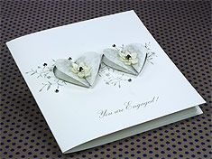 """Engagement Card """"You are Engaged!""""                                                                                                                                                                                 More"""