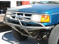 ranger custom bumper - Google Search