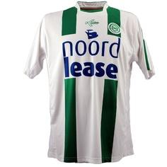 FC Groningen football shirt 2008/2009 XXL (Klupp) Fc Groningen, Vintage Football Shirts