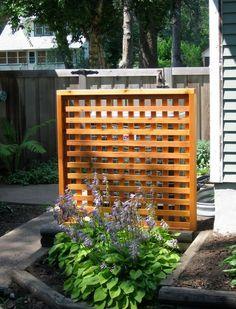 160 best condenser covers hvac ideas images landscaping back rh pinterest com