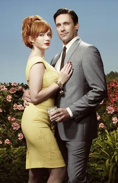 Mad Men, my new addiction.