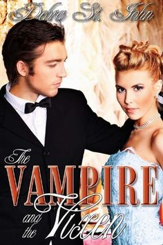 The Vampire and the Vixen by Debra St. John, http://www.amazon.com/dp/B00DND31P2/ref=cm_sw_r_pi_dp_AUuysb0MYXZEJ
