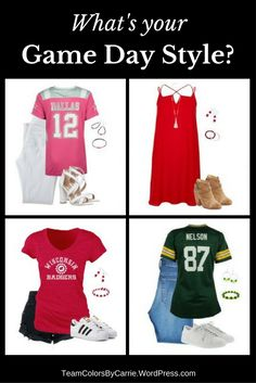 d537d8265 What is your favorite game day style  College Football ...