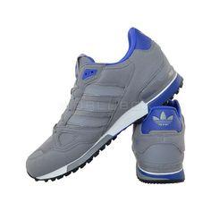 separation shoes 09928 92eef adidas Originals ZX 750 - Tech Grey  Color Royal