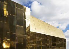 Bernard Desmoulin architecte : Conservatoire Paul Dukas