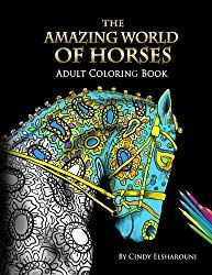 Top 5 Adult Coloring Books for Horse Lovers - Savvy Horsewoman