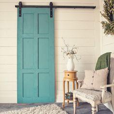 Classic 6 Panel Sliding Door