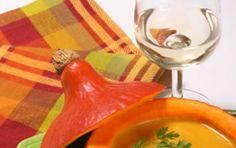 Zuppa di segale e zucca - Ricetta per la zuppa di segale e zucca, un piatto cremoso e molto saporito da aggiungere alle prelibatezze di Halloween.
