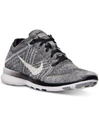 new arrival 6df3c e4d6a Nike Women s Free TR Flyknit Training Sneakers from Finish Line   Reviews -  Finish Line Athletic Sneakers - Shoes - Macy s