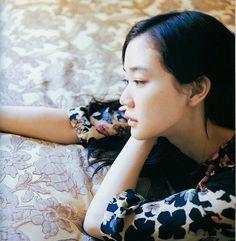 Yu Aoi, March 2014, Street Style, Magazine, Lady, Instagram, Girls, Beautiful, Toddler Girls