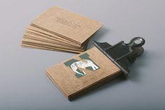 Custom Business Cards by Amavi Studio