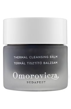 Omorovicza Thermal Cleansing Balm available at #Nordstrom. I heard about this from one of my favorite YouTube beauty vloggers - A Model Recommends