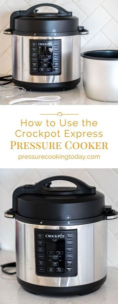 Crock-Pot has joined the electric pressure cooker revolution. Here's my review and How To Use the Crock-Pot Express Pressure Cooker Multi-Cooker
