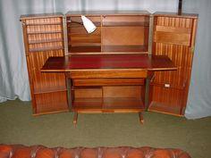 Bureau box ouvert  www.helen-antiquites.com