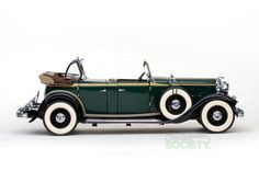 1933-34 Lincoln KB (SunStar) 1:18