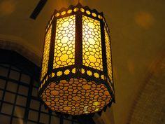 """Fanoos""  arabic lantern. To incorporate in ceremony/reception?"