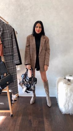 30s Fashion, Winter Fashion Outfits, Fall Winter Outfits, Stylish Outfits, Womens Fashion, Summer Outfits, Stylish Jeans Top, Professional Outfits, Everyday Outfits