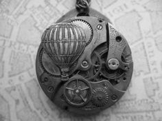 If The Adventures of Baron Munchausen was a locket