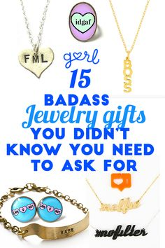 15 Badass Jewelry Gifts You Didn't Know You Need To Ask For
