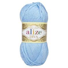 Alize Diva 350 baby modrá Diva, Winter Hats, Baby, Fashion, Amigurumi, Moda, Fashion Styles, Divas, Baby Humor
