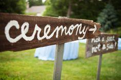 @Kaleigh Morrow   Perfect for an outdoor wedding!
