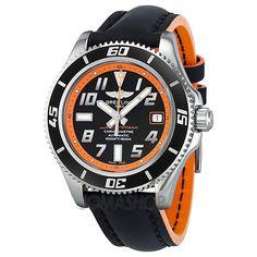 Breitling Superocean 42 Black Dial Automatic Mens Watch A17364Y4-BA89BKLT $2,516.25
