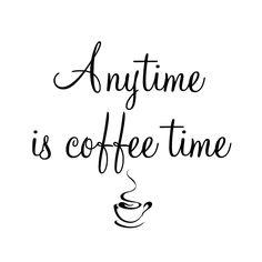 Veggord - Coffee time