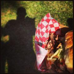 Shadow happy. Enchanted Pulled #Pork wonderment. #SampleFoodFest #Bangalow #NomNom | Flickr - Photo Sharing!