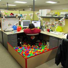 Coolest Office Desk Ever