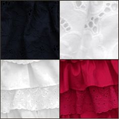 Hollister Skirt Close-ups, created by laurendoubleu on Polyvore