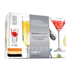 Look what I found at UncommonGoods: Mixology Cocktail Kit for $49.95 #uncommongoods