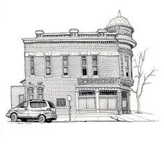 archatlas: Denver Sketches Paul Heaston | THE KHOOLL