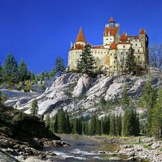 A Tour of Romania's Best Castles and Fortresses