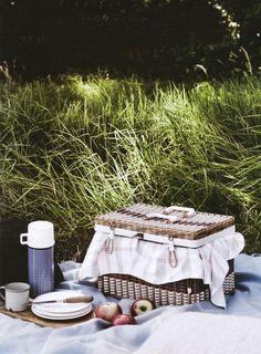 Ideal picnic basket. #picnic