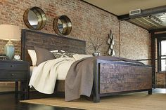 Looking groovy! Love the Wesling Panel Bed! <3 <3 <3