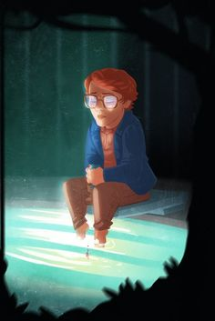 Alexander Diochon: Barb from Stranger Things for Sketch Dailies