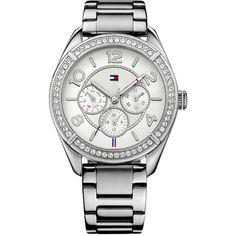 Tommy Hilfiger Bracelet Watch Silver