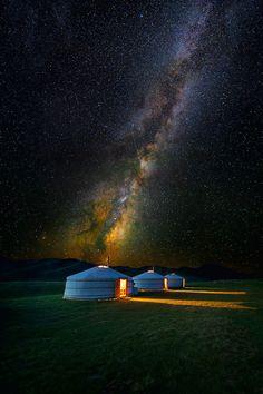 Mongolian Skies II Photo Credit: (Leah Kennedy)