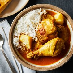Malaysian Chicken Curry recipe on Food52