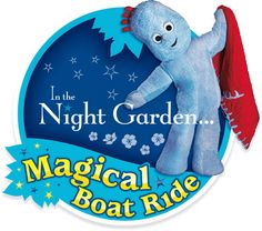 CBeebies Land | In The Night Garden Magical Boat Ride