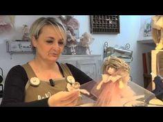 LE PIGOTTINE DI VANDA PUNTATA 3 MARZO 2018 - YouTube Doll Videos, Doll Dress Patterns, Doll Wigs, Doll Tutorial, Pretty Dolls, Doll Head, Fairy Dolls, Soft Dolls, Doll Crafts