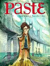 Timothy banks for Paste
