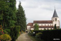 Alsace, Avolsheim, Dompeter, église, scouts