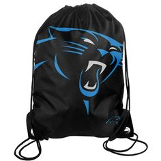 eb37e64b99 Carolina Panthers 2013 Drawstring Backpack