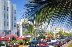 Image detail for -The Art Deco Welcome Center is in the unity of Miami Beach, famous ...