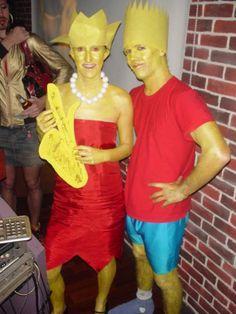 rsultats de recherche dimages pour bart simpson halloween makeup - Simpson Halloween Costume