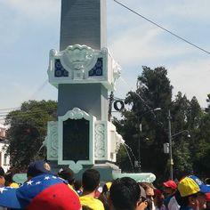 Venezolanos en Unidos por la Libertad