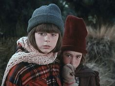 Tess & Pip From The Children's Carol