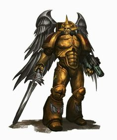 Sanguinary Guard of the blood angels